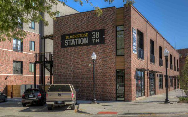 omaha blackstone station
