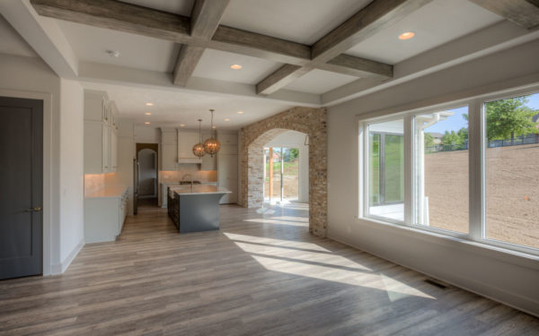 modern farmhouse livingroom